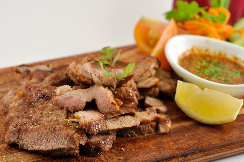Moo Ping - BBQ Pork