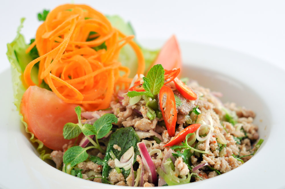 Larb Gai - Lao Chicken Salad