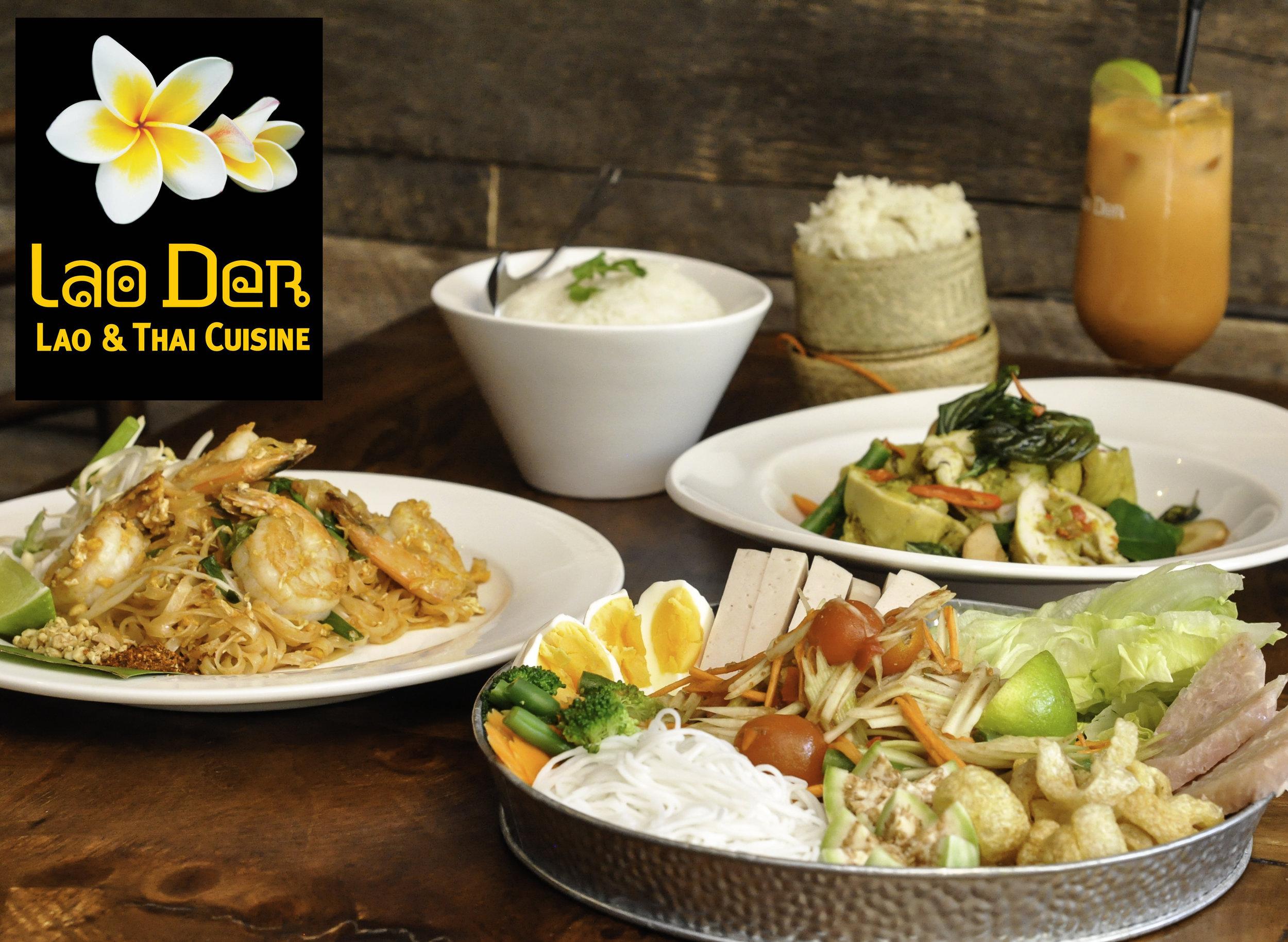 Lao Der Lao Thai Cuisine - Cuisine laotienne