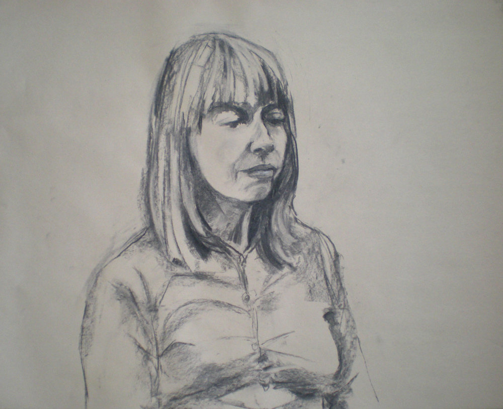 Portrait head and shoulders