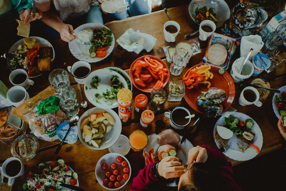 Przyznaj, też już byłaś cholernie głodna! Och, Ludzie, którzy lubią jeść to zawsze najlepsi ludzie!