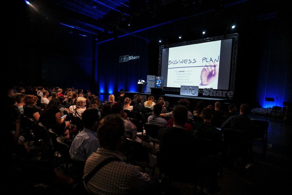 Fotografia eventowa, zdjęcia z konferencji