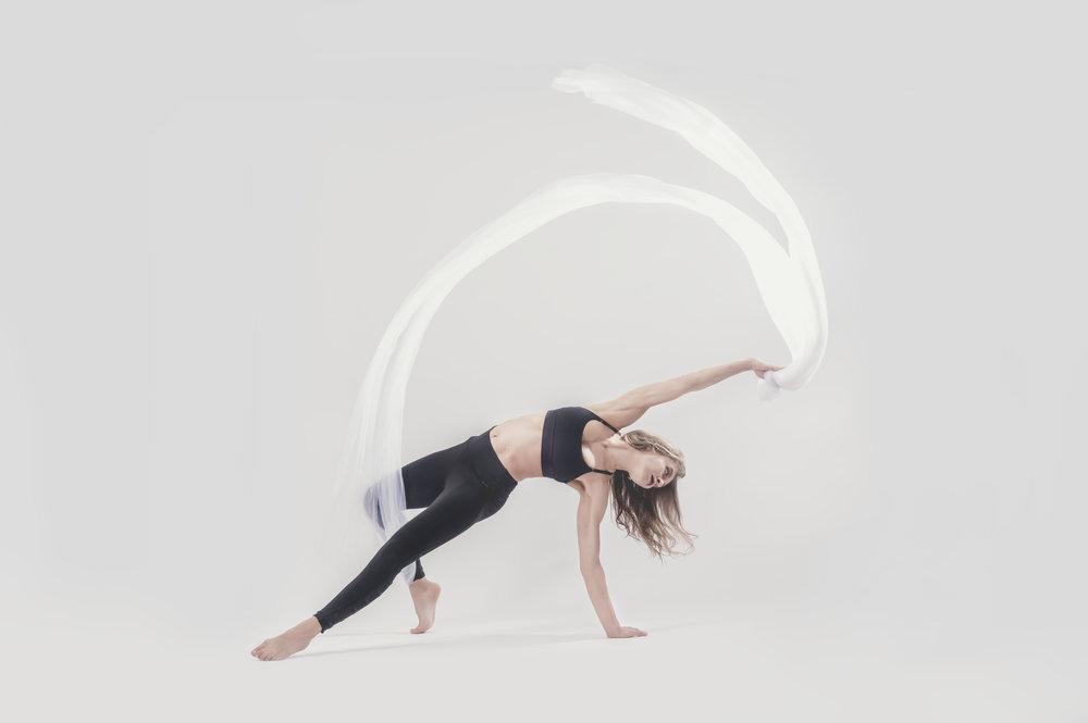 Taneczne portfolio artystyczne