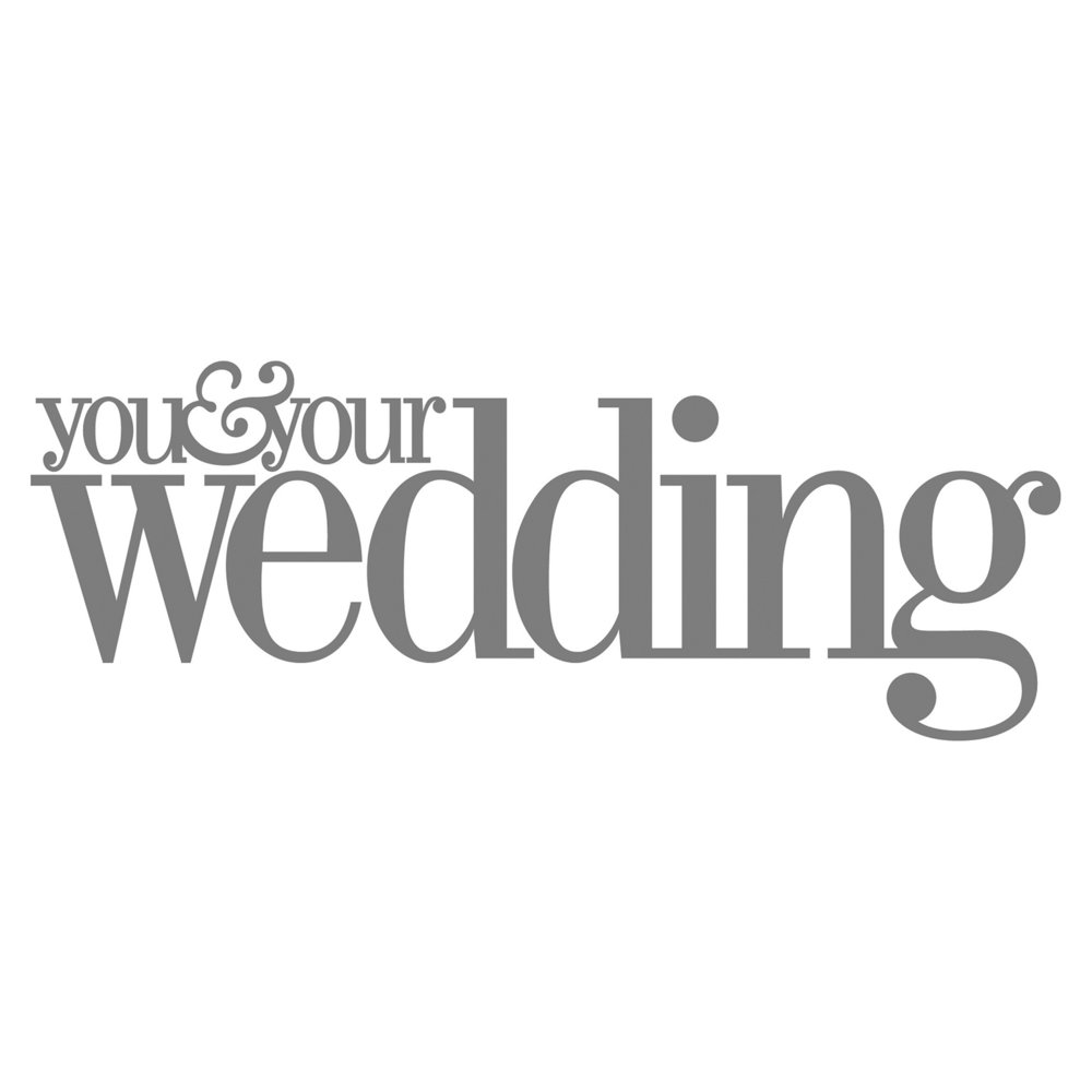 You and your Wedding Logo bw.jpg