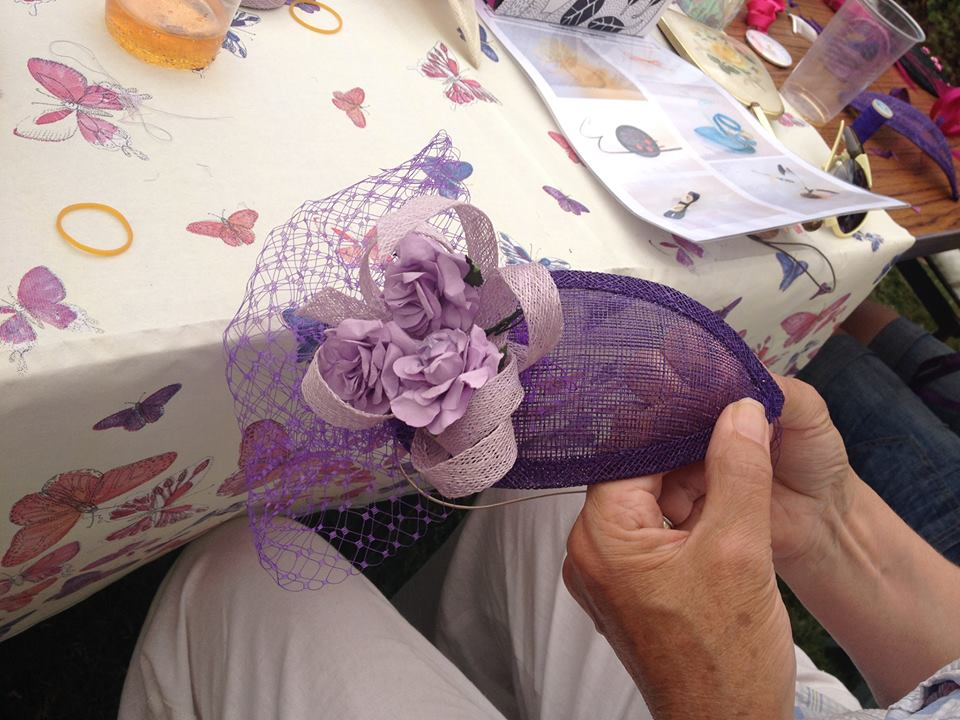 The Crafty Hen, Fascinators Making Party Leamington Spa.jpg