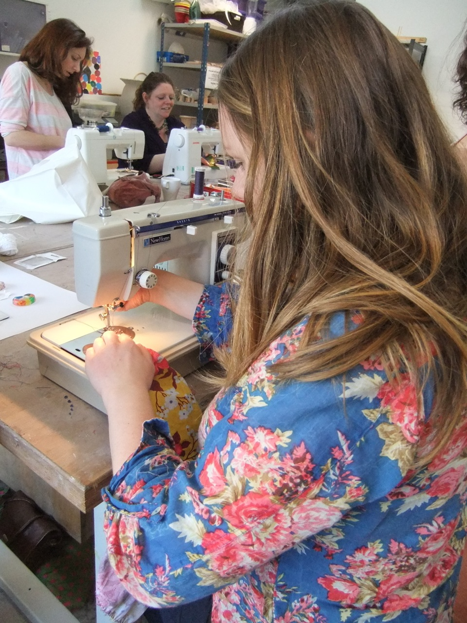 Create your own crafty hen party workshop Knicker making