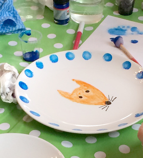 BABY SHOWER CRAFT CERAMIC PAINTING THE CRAFTY HEN PARTY 2.jpeg