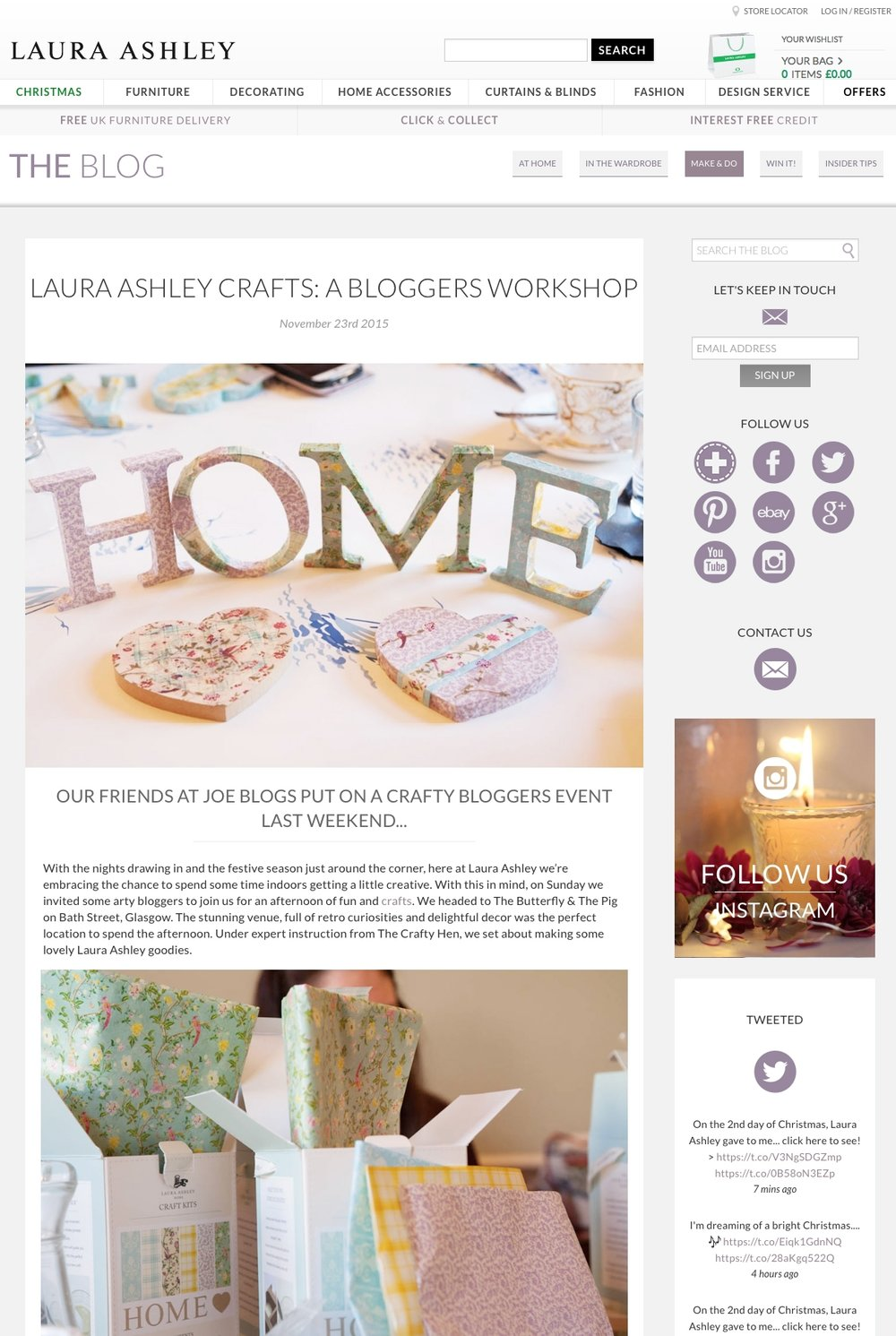 Laura Ashley Official