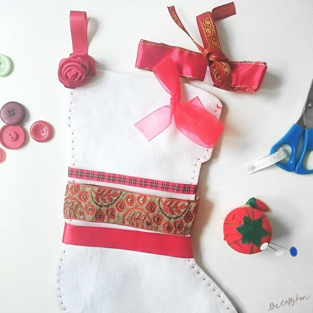 Make Christmas Stocking workshop The Crafty Hen q.jpg