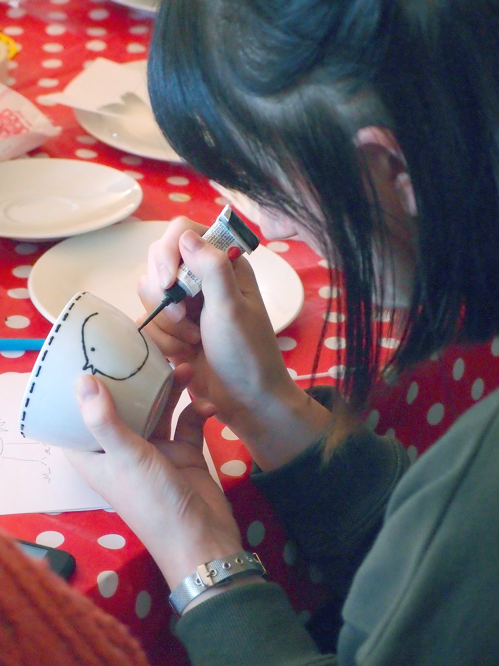 The Crafty Hen Ceramic Painting Party Norfolk.jpg