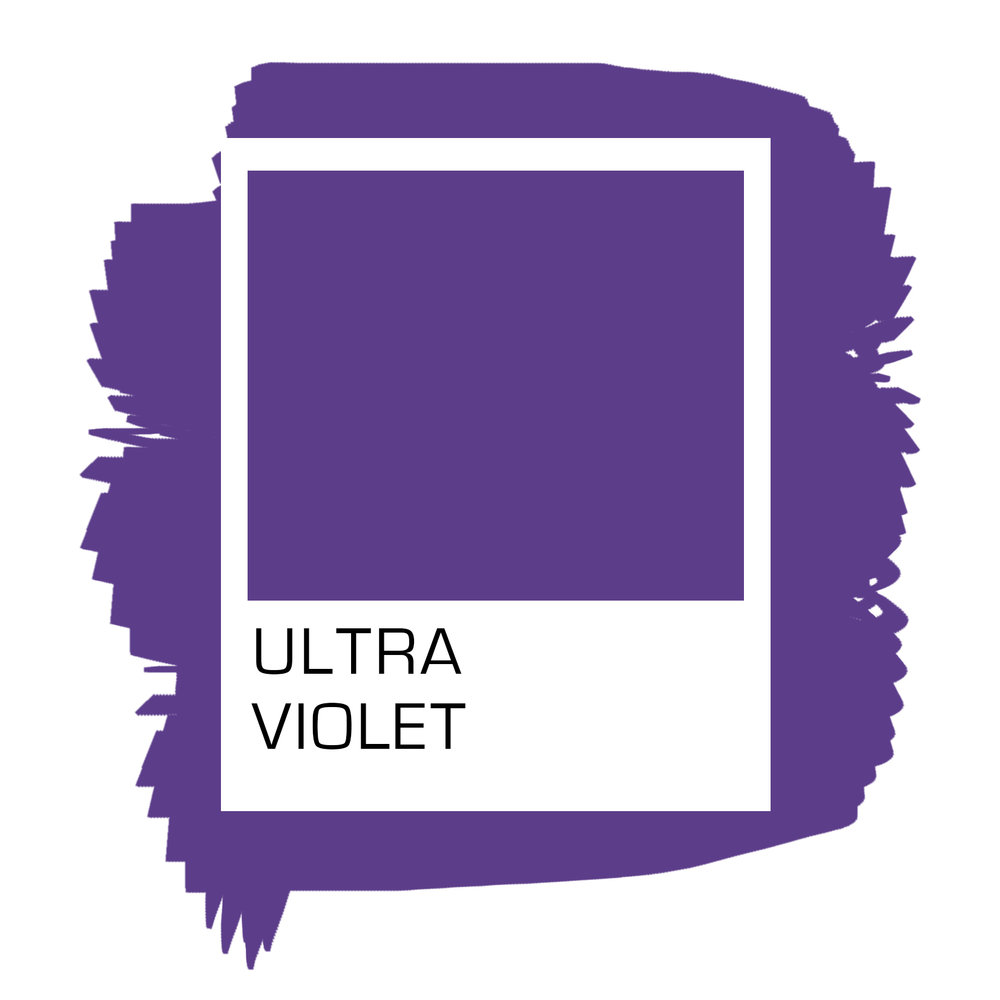 Pantone 2018 Wedding Colour Purple
