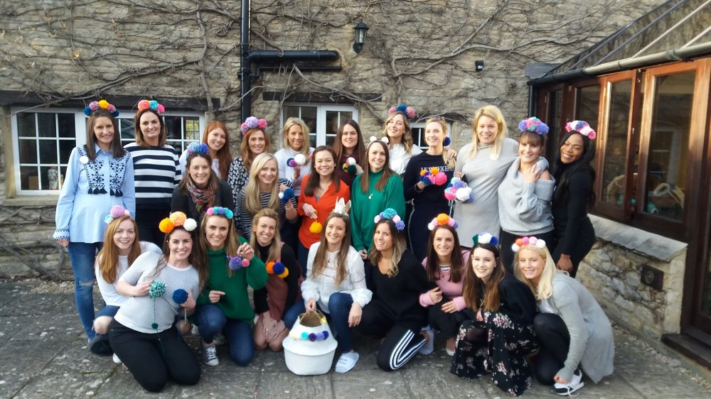 Pom Pom Crowns Workshop The Crafty Hen Oxfordshire.jpg