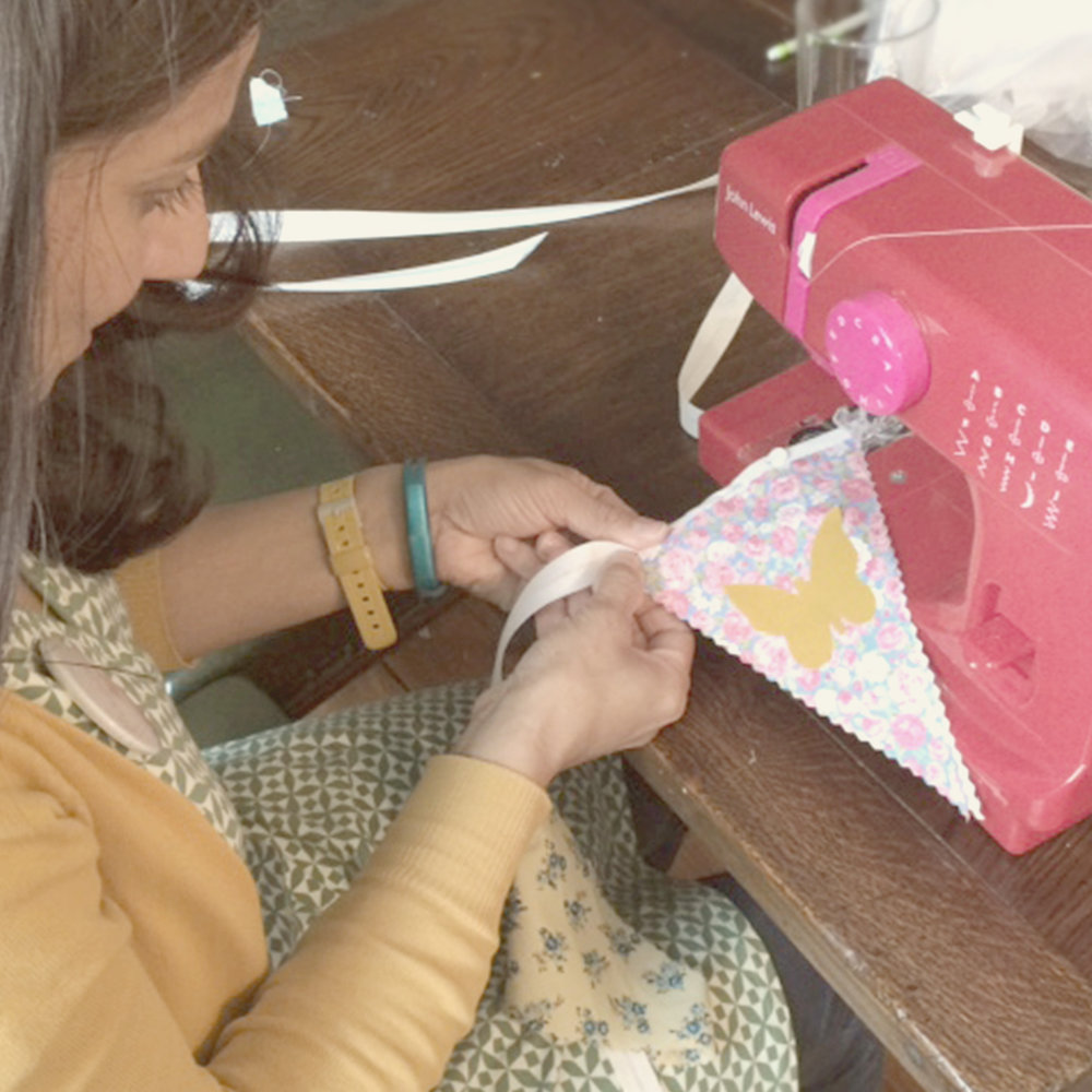 bunting team building craft making.jpg