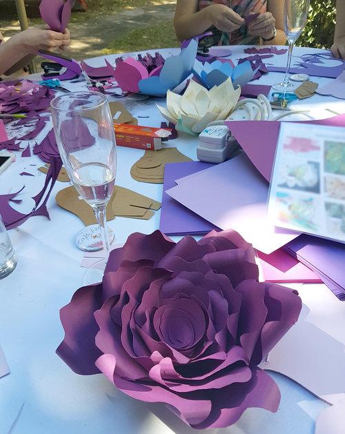 Wedding flowers workshop the crafty hen 20180714160428 copyg junglespirit Image collections