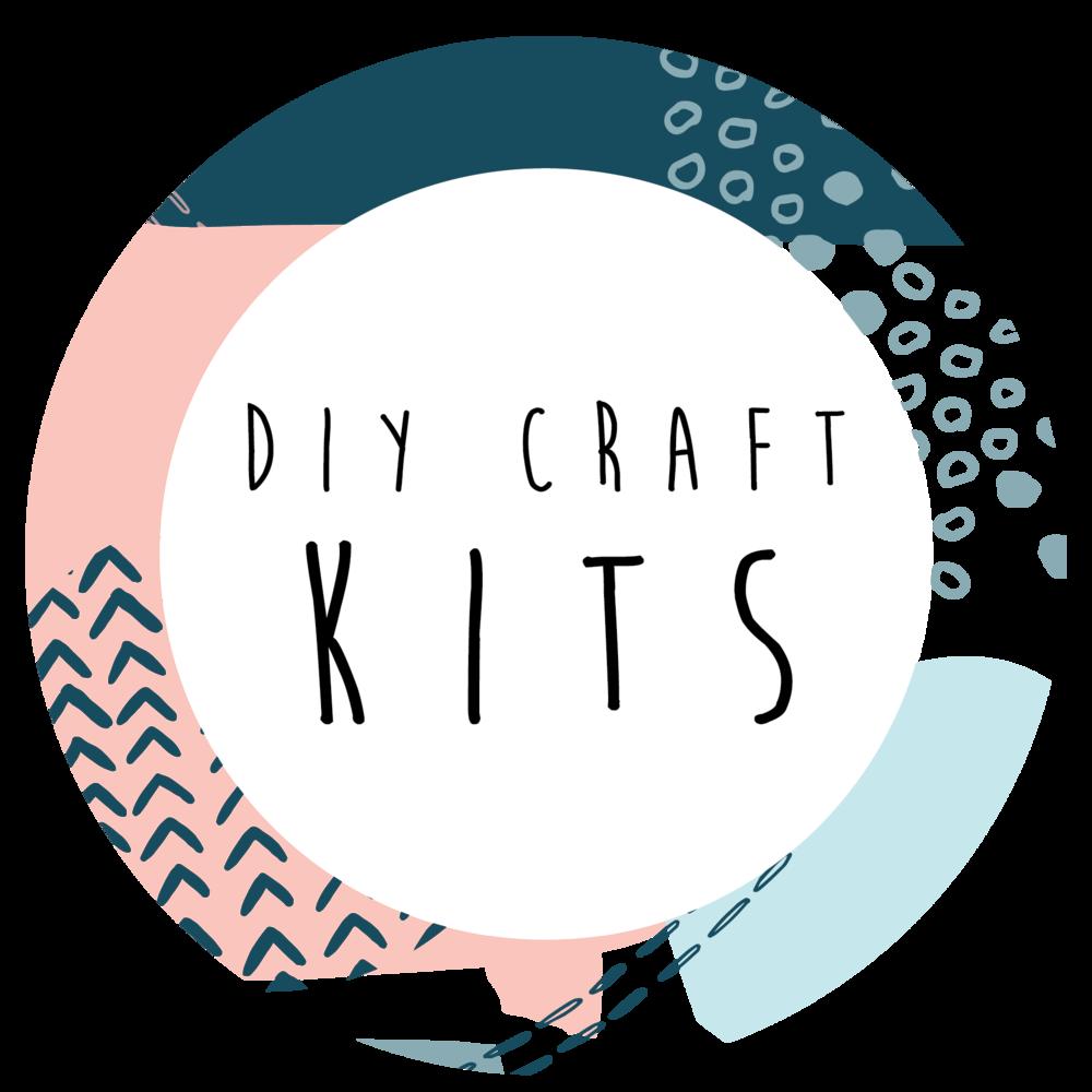 DIY Craft Party Takeaway Kits