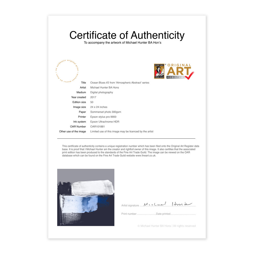 Art certificate of authenticity template gallery templates certificate authenticity template fine art images certificate certificate authenticity template art gallery certificate design certificate of yadclub Images