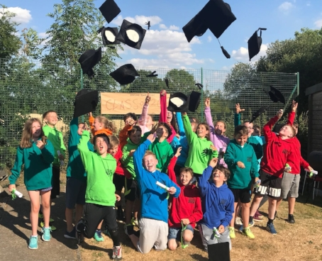 Year 6 have graduated!