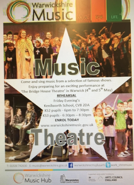 Calling all enthusiastic singers!