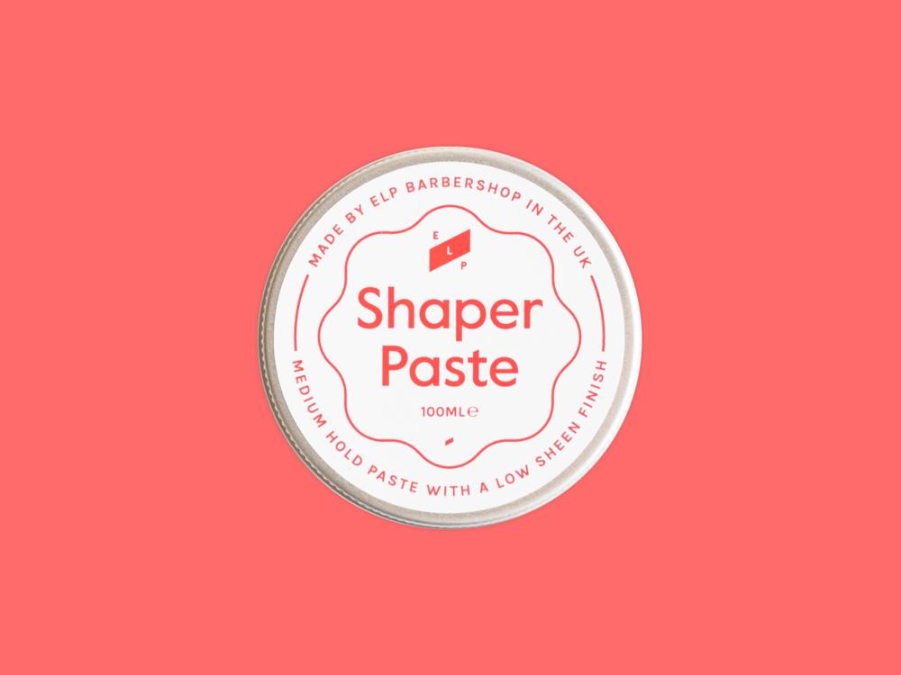 Shaper Paste