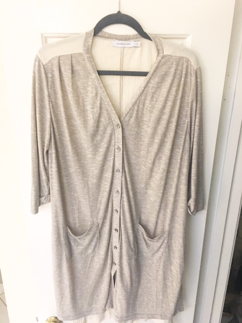 Jules and Jim Long Cardigan