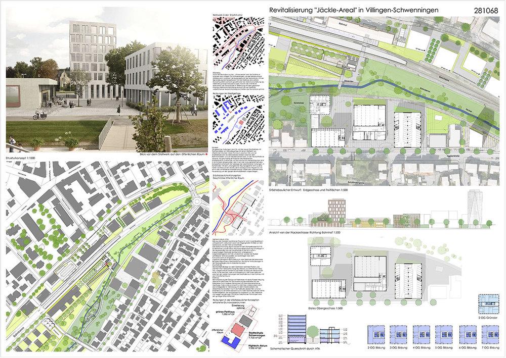 WBB Villingen-Schwenningen Rosenstiel architekten