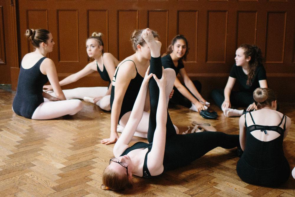 Limbering classes