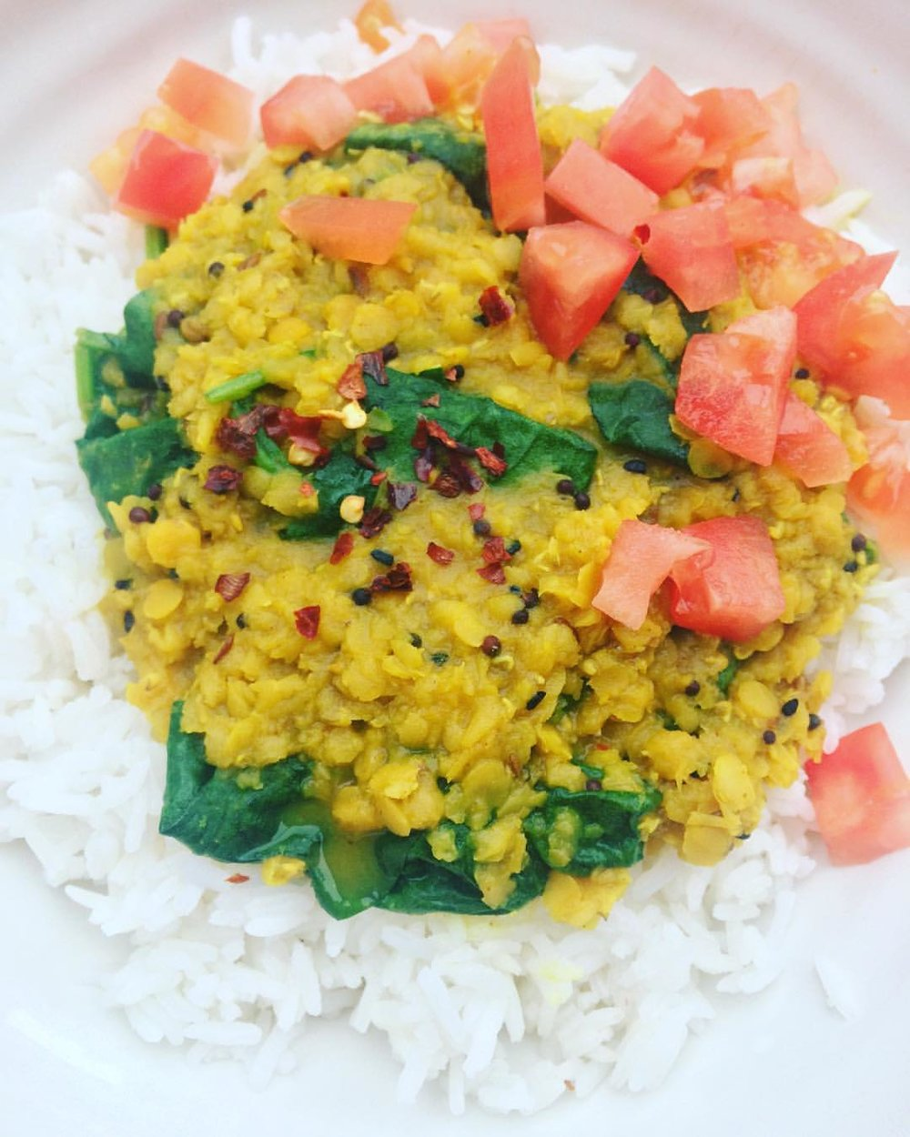 Recipe from  Vegan Richa