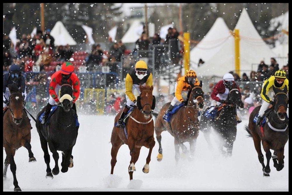 Desert Strike (Racing St. Moritz)