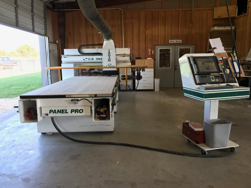 CNC Milling  $100 per hour  Surfacing, custom cutting, milling