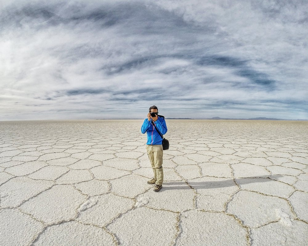 Salar De Uyuni - A piece of heaven on Earth.