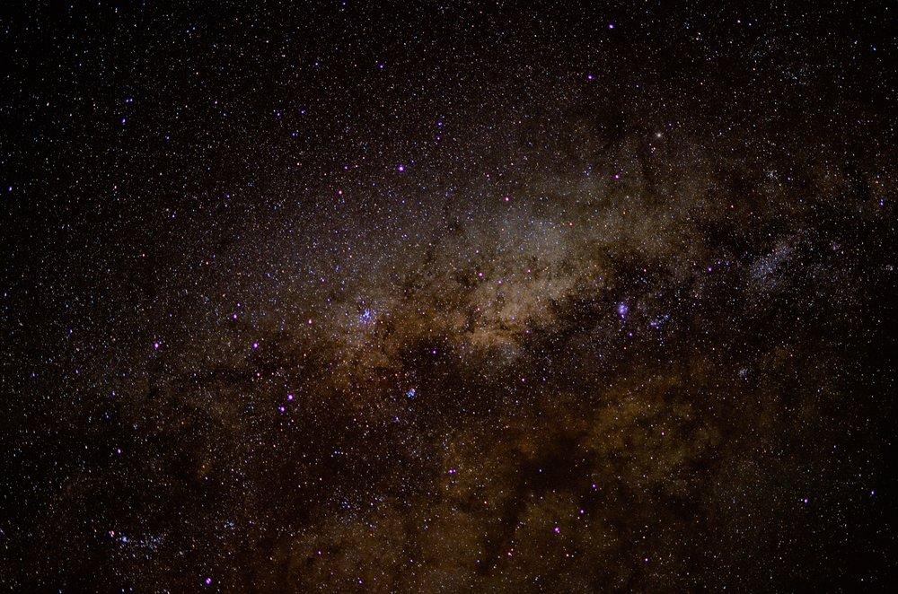 Uyuni- Milky way