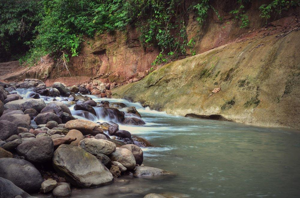 Amboro Bolivia River