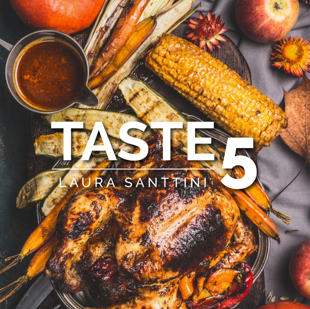 Contact Taste5 by Laura Santtini