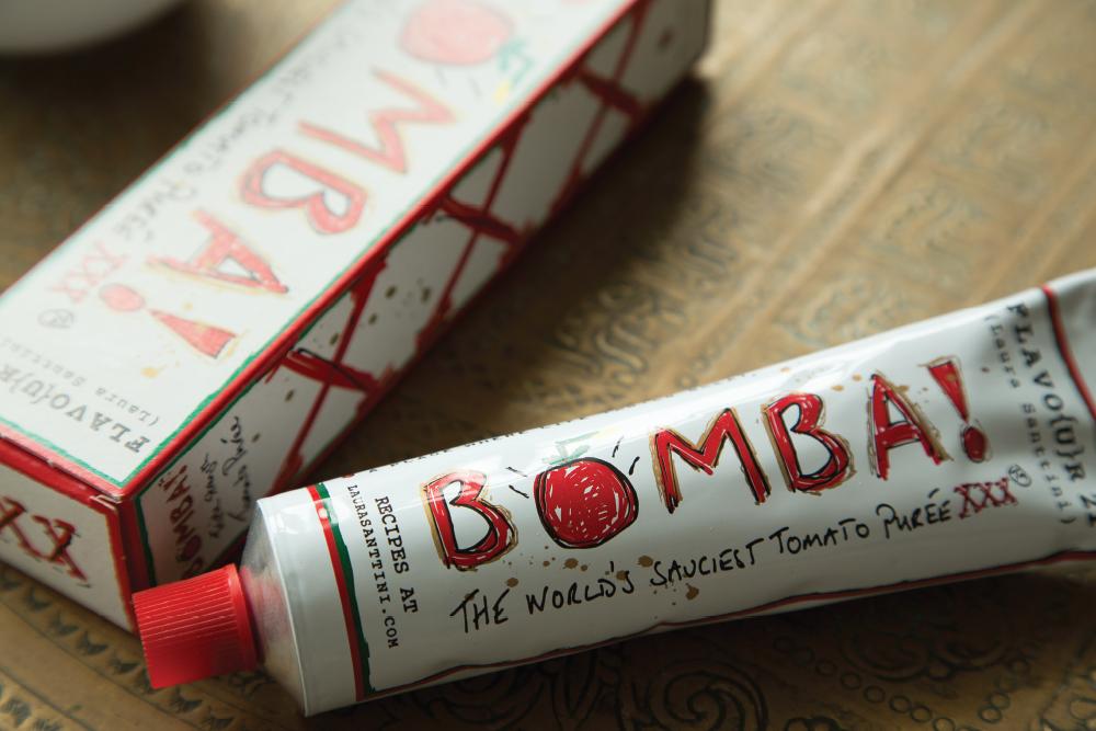 Taste5 Bomba! XXX Tomato Paste