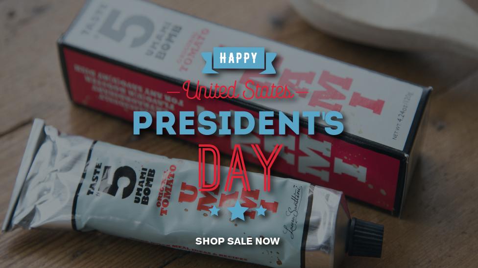 Taste5 President's Day Sale