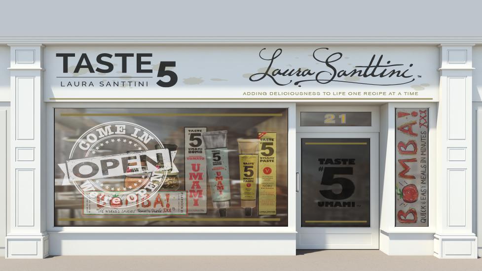 Taste5 Shop is OPEN!