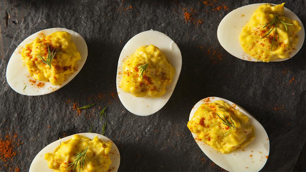 Taste5 Light Deviled Eggs