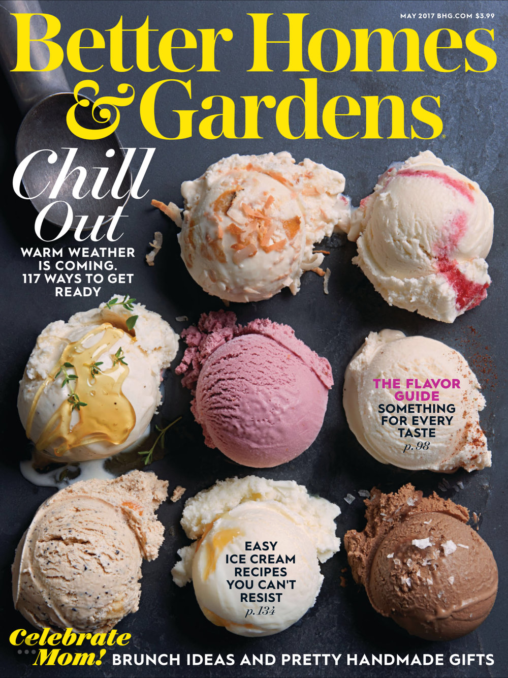 Better Homes & Gardens May 2017