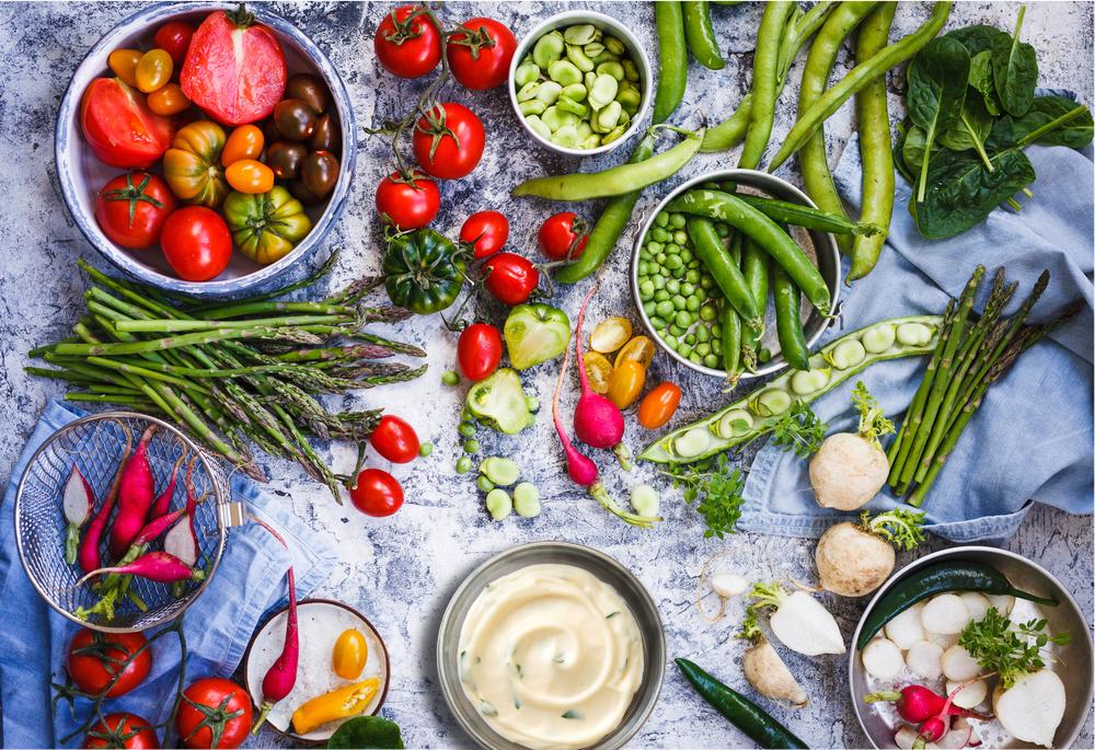 Taste5 Grand Aioli - with Taste5 Vegetarian