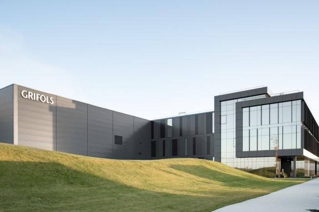 GRIFOLS International Logistics Centre – Grange Castle Business Park, Dublin