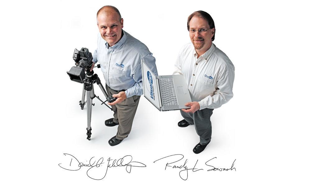 Daniel Feldkamp and Randy Sowash