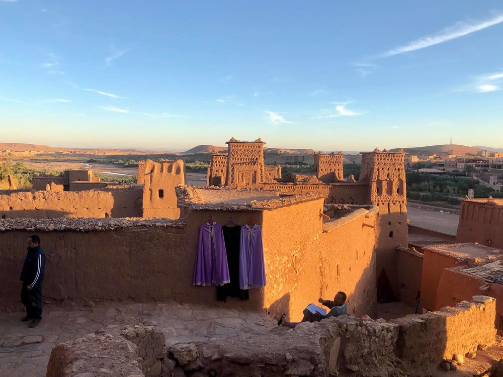 For Game of Thrones fans out there, this was also the backdrop for the village of Yunkai,where Daenerys lived in exile during Season 3, Episode 10 of the series.