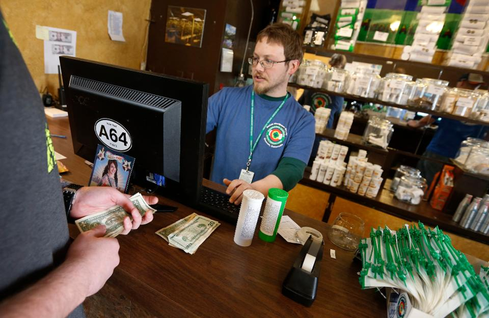 How To Save Money When You Visit Denver's Recreational Weed Dispensaries - A guide to legal marijuana in the Mile High City. Forbes, February 2018.