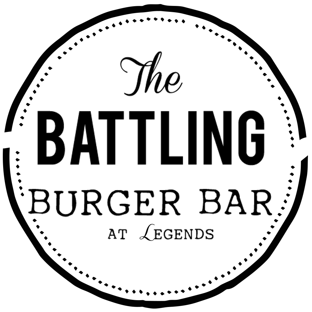 battling burger logo