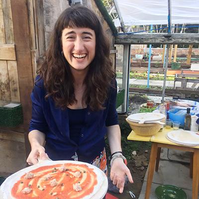 Maria Gibert / Former Studio Manager