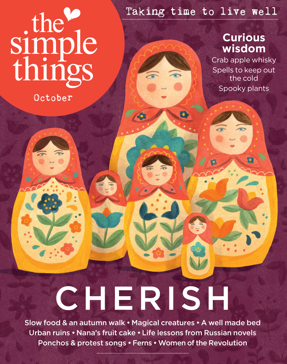 The Simple Things - October issue 2017