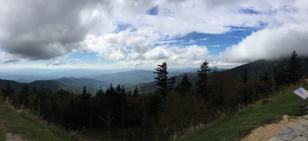 Being in the Smoky Mountains was possibly one of the best parts of Arrowmont. I love mountains!