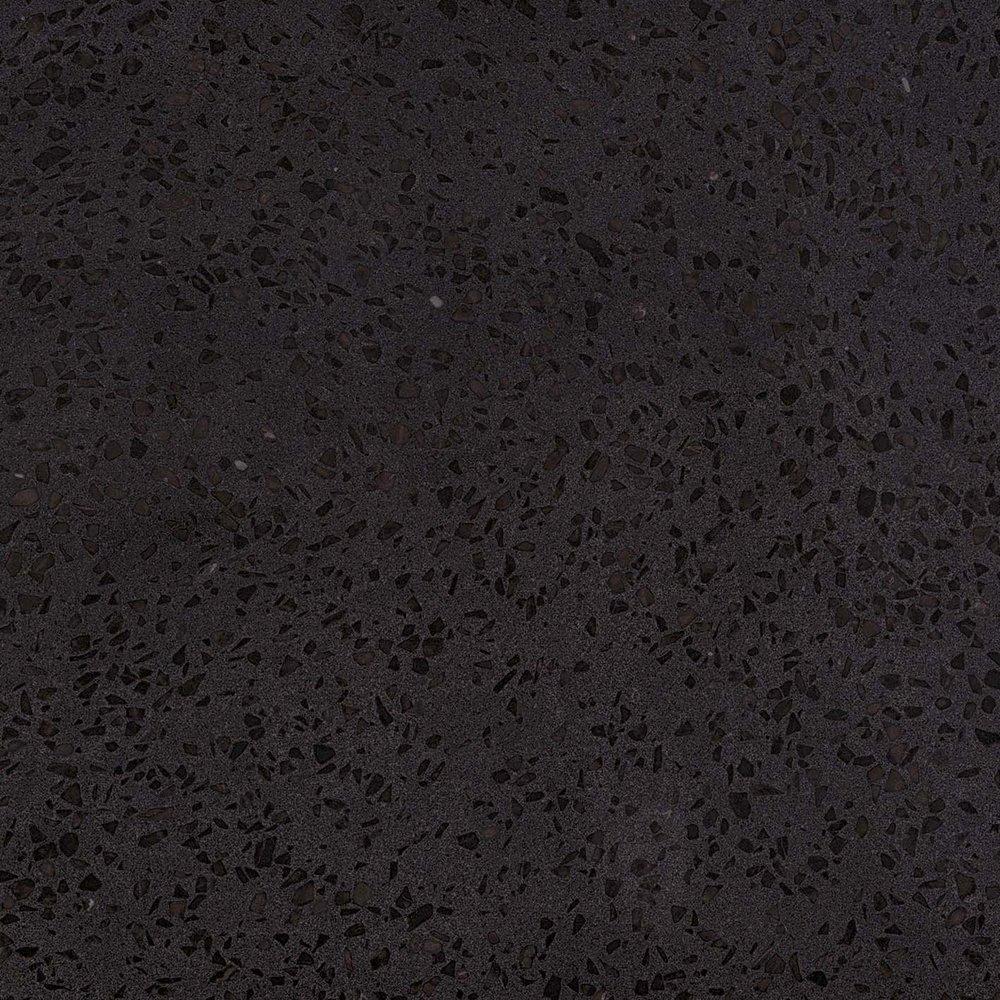 """Black  24""""x24"""" Porcelain Honed (polished finish)"""