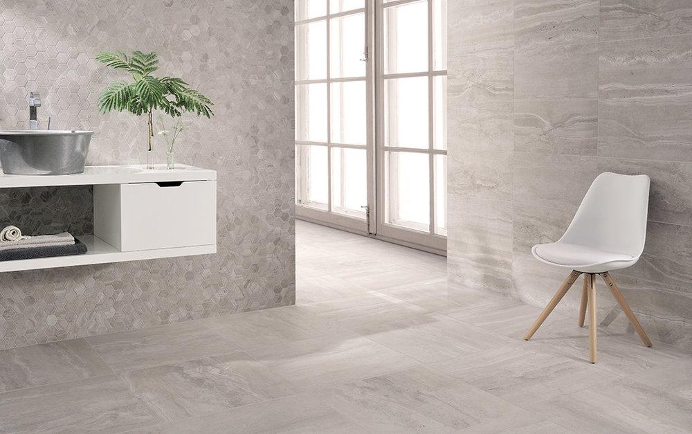 Bagni-piastrelle_Ceramiche-Coem_Reverso_Grigio-60x60-mosaico-esagono1.jpg
