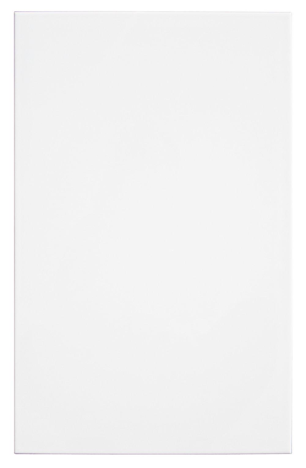 "10"" x 16"" White Wall"